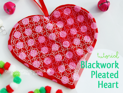 http://carinascraftblog.wardi.dk/2014/11/tutorial-blackwork-pleated-heart.html