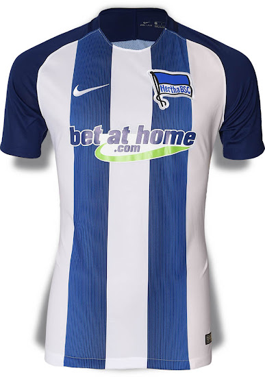 neues hertha trikot