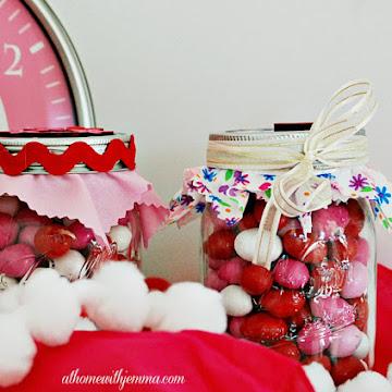 DIY Candy Jar