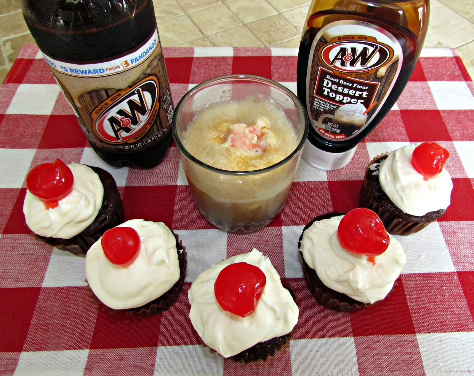 Root Beer Cupcakes Recipe From Cake Mix