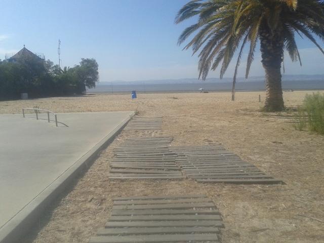 Bike - Skate Parque da praia dos Moinhos - Alcochete