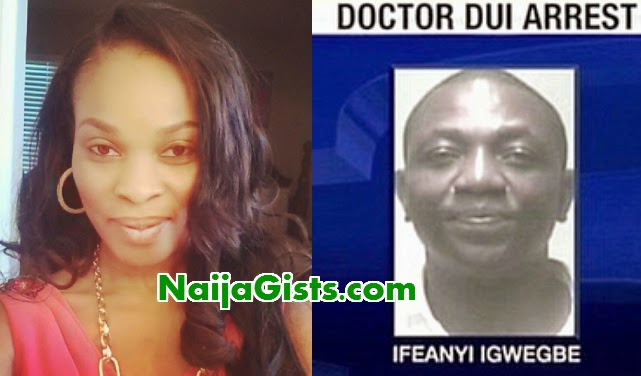 georgina onuoha husband arrested