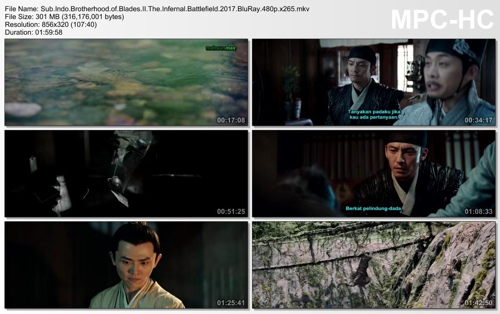 Screenshots Download Film Gratis xiu chun dao II: xiu luo zhan chang (2017) BluRay 480p MP4 Subtitle Indonesia 3GP Nonton Film Gratis Free Full Movie Streaming