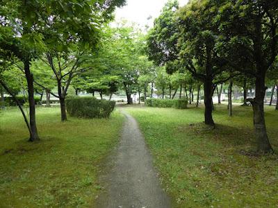 門真市・弁天池公園 森林浴の森