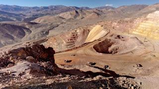 Mina de oro Veladero