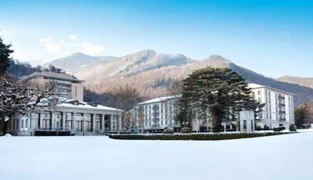 Ada beberapa hotel yang melayani wisatawan dengan kemewahan yang paling cerdas dan bersele 10 HOTEL PALING EKSKLUSIF DI DUNIA