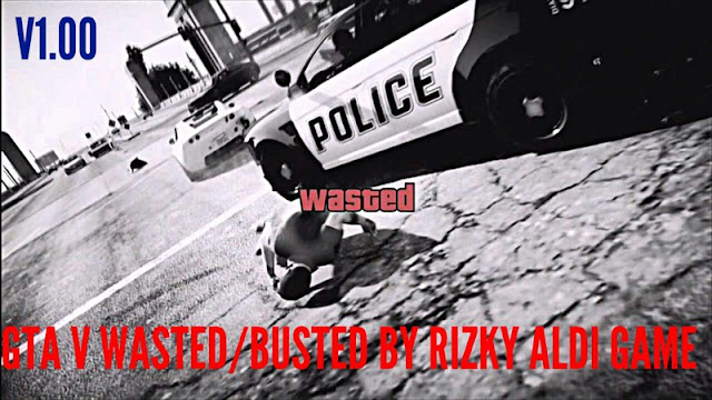 GTA V Wasted and Busted Screen for GTA SA Android screenshots by rizky aldi game gtaam