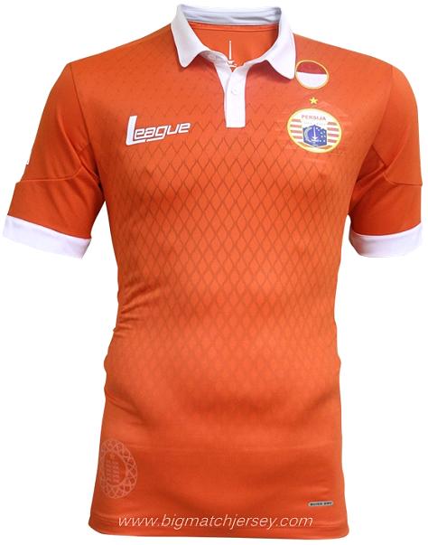 League lança as novas camisas do Persija Jakarta - Show de Camisas a3afe64ccc160
