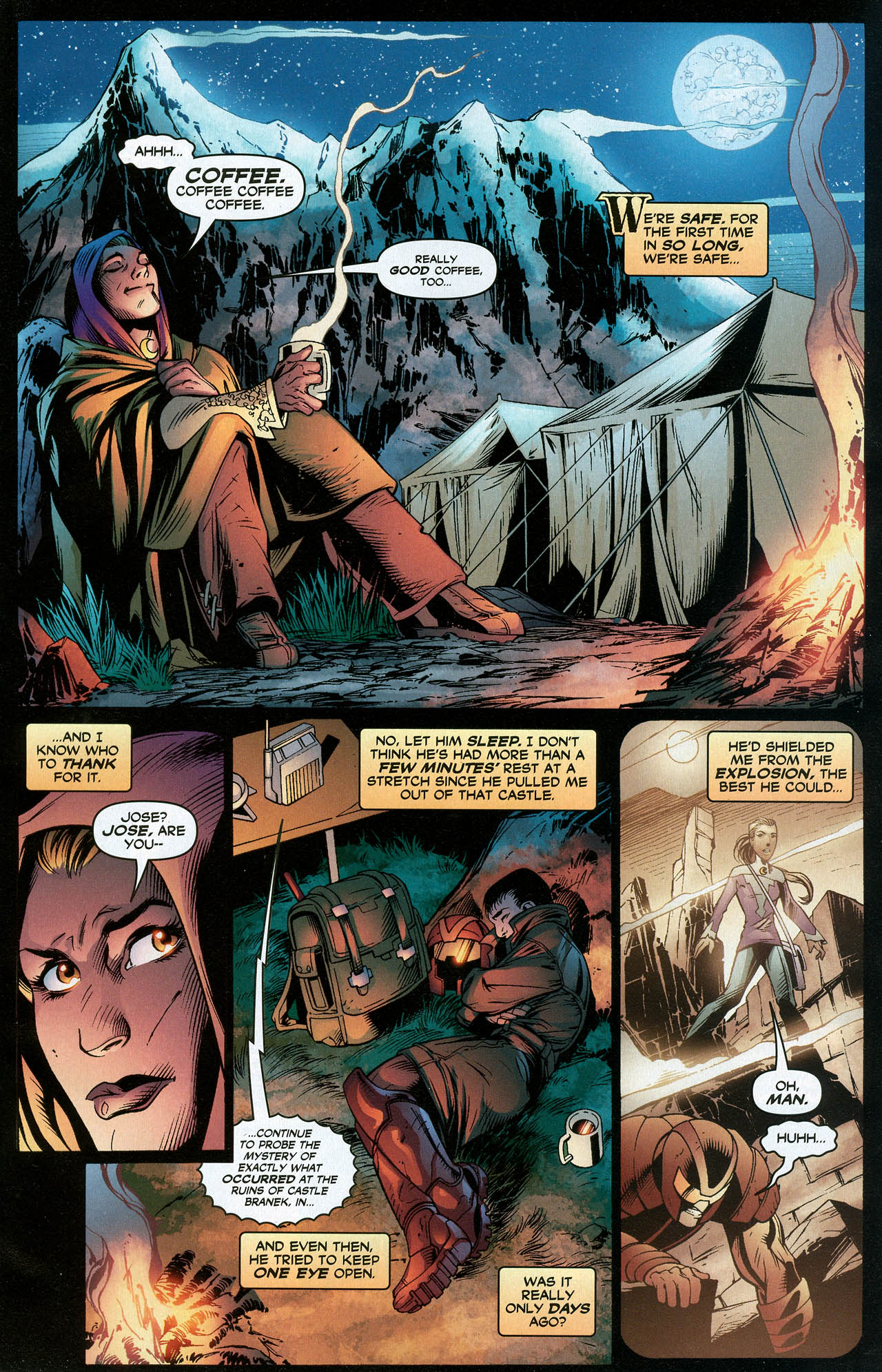 Read online Trinity (2008) comic -  Issue #19 - 3
