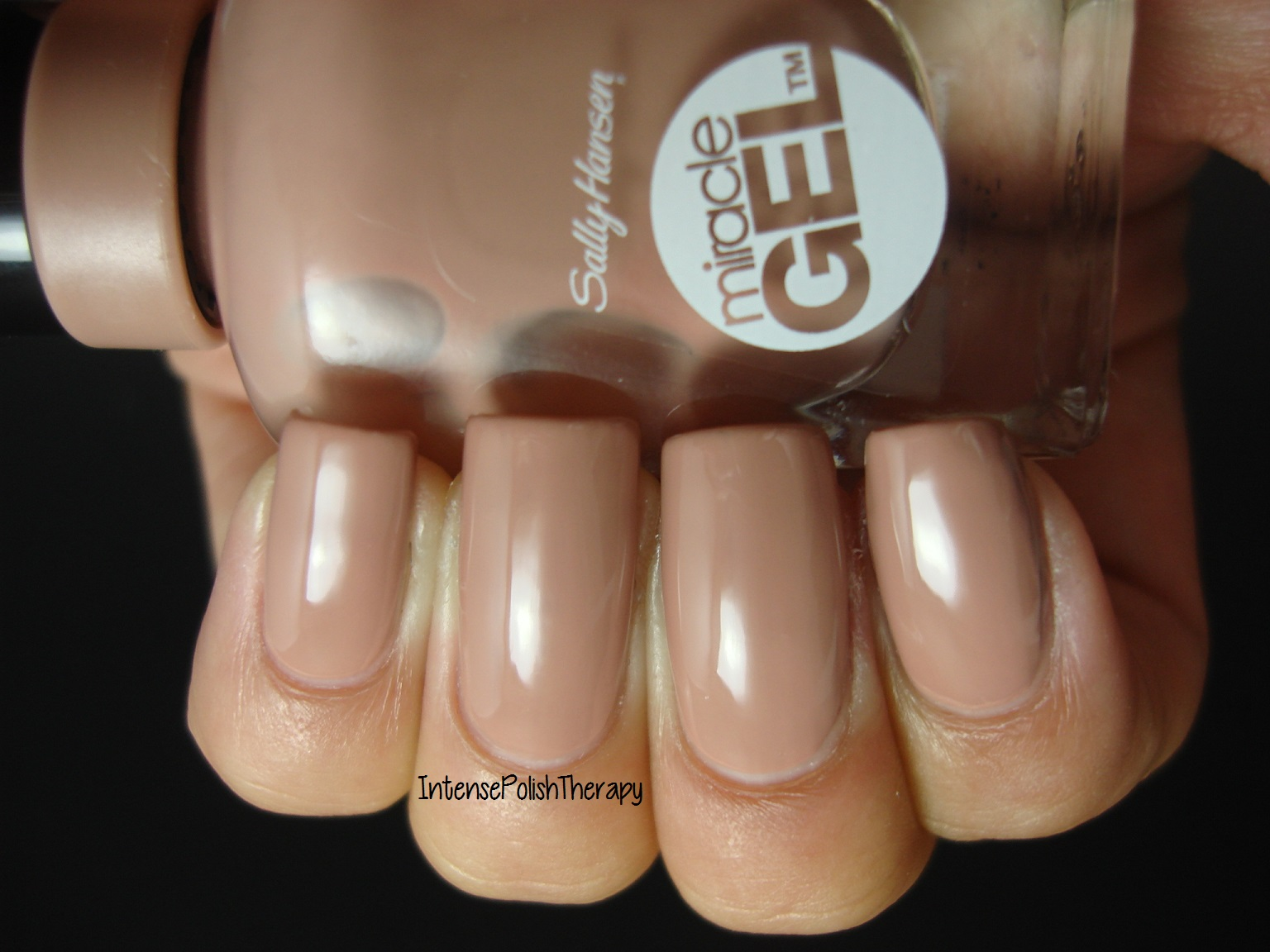 Intense Polish Therapy New Launches From Sally Hansen Complete