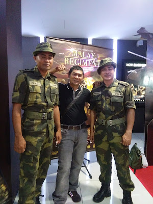 Filem Malay Regiment Bikin Kontroversi