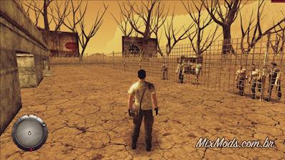 gta sa san mod wasteland tc zombie zumbi apocalipse