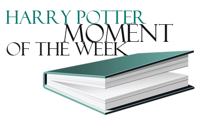 Harry Potter Moment of the Week