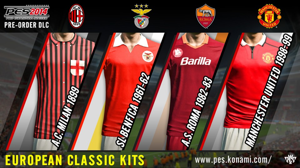 Pro Evolution Soccer 2014 (PES 2014) | Page 5 | RedCafe net