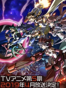 Xem Anime Senki Zesshou Symphogear SS5 - Senki Zesshou Symphogear XV VietSub