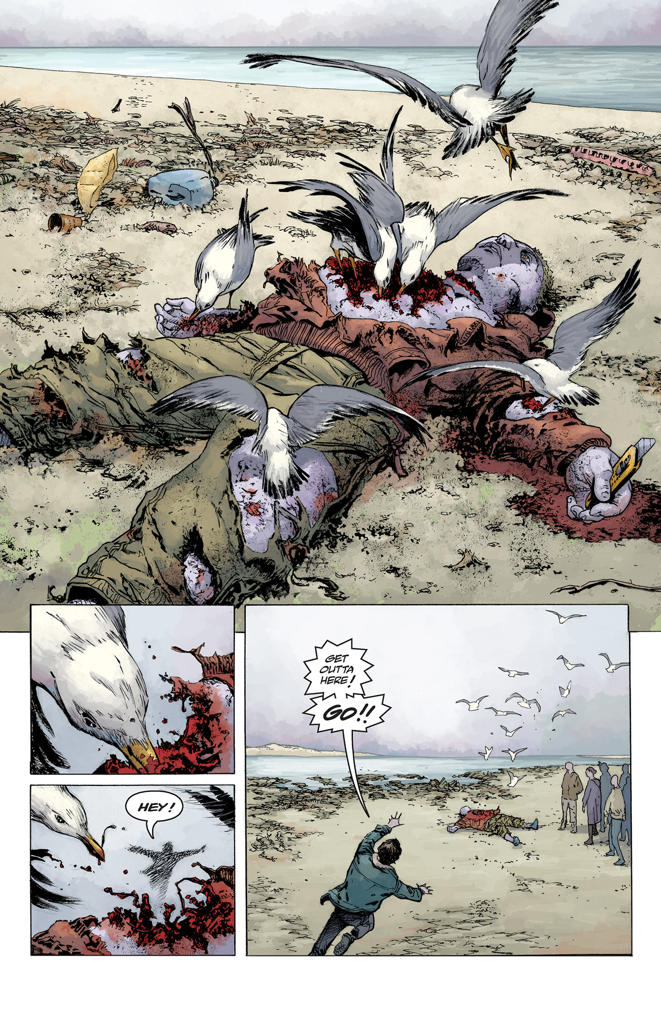 Read online Abe Sapien comic -  Issue #5 - 4