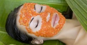Masker tomat untuk obat jerawat