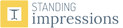 Standing Impressions Logo