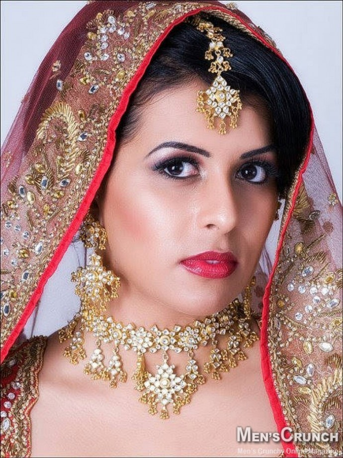 indian bridal makeup looks | All Entry Wallpapers