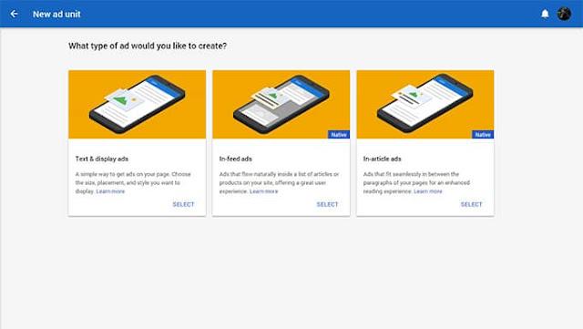 Cara Menambahkan In-Feed Ads Google AdSense di Blog