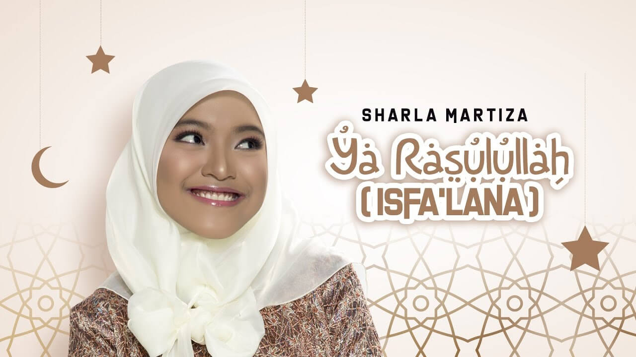 Jawara The Voice Kids Indonesia Season 2, Sharla Martiza Rilis Lagu Religi Ya Rasulullah (Isfa'lana)