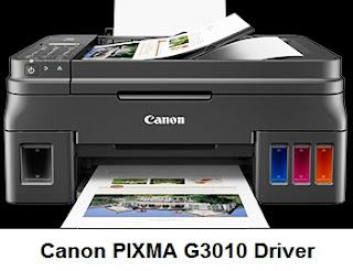 Canon PIXMA G3010 Driver