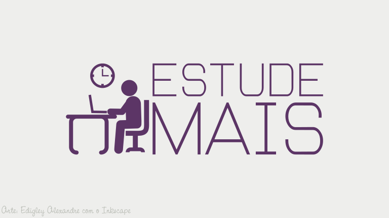 Não pare por aqui. Estude mais!