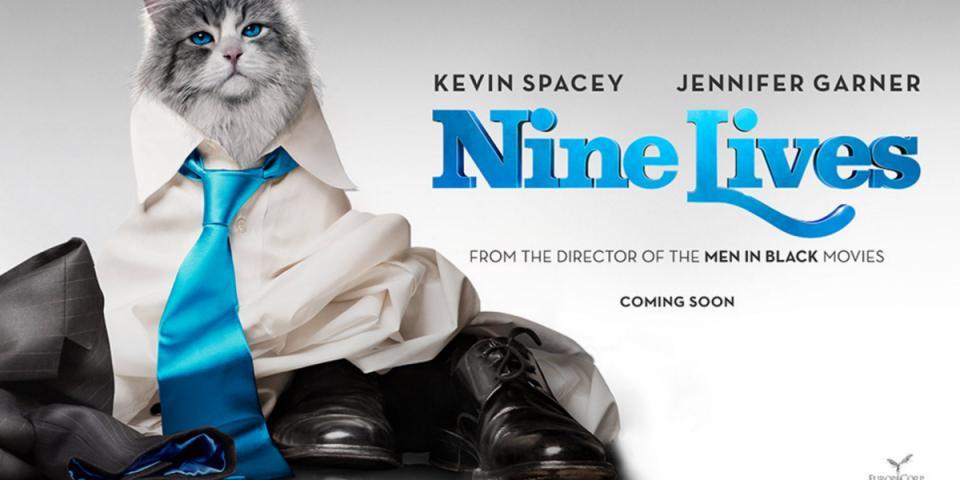Phim Bố Tôi Là Mèo VietSub HD | Nine Lives 2016