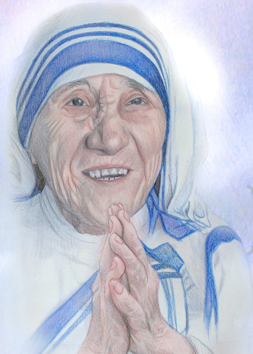 Mother Teresa – Devoted life to the care and service of the poor.
