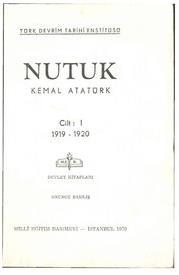 Mustafa Kemal Atatürk - Nutuk (1-2-3 Cilt)