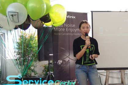 Alamat Service Center HP Infinix di Bekasi