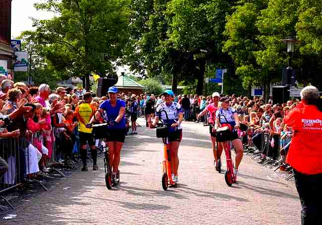 Stepelfstedentocht 2011