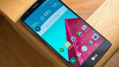 dien thoai LG G4 da len Android 6.0 chua