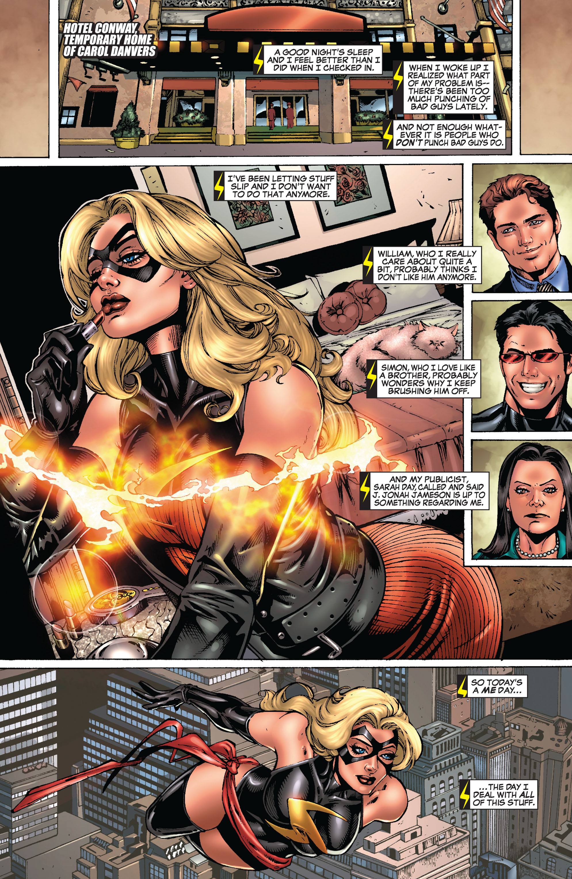 Read online Secret Invasion: The Infiltration comic -  Issue #8 - 7