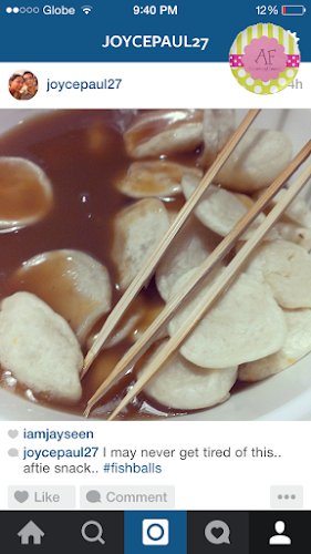Fishballs and Fishball Sauce