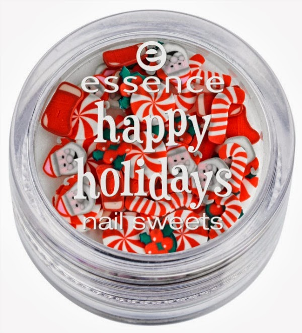 essence happy holidays – nail sweets