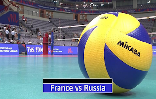 FIVB Men's Volleyball Biss Key 9 July 2018