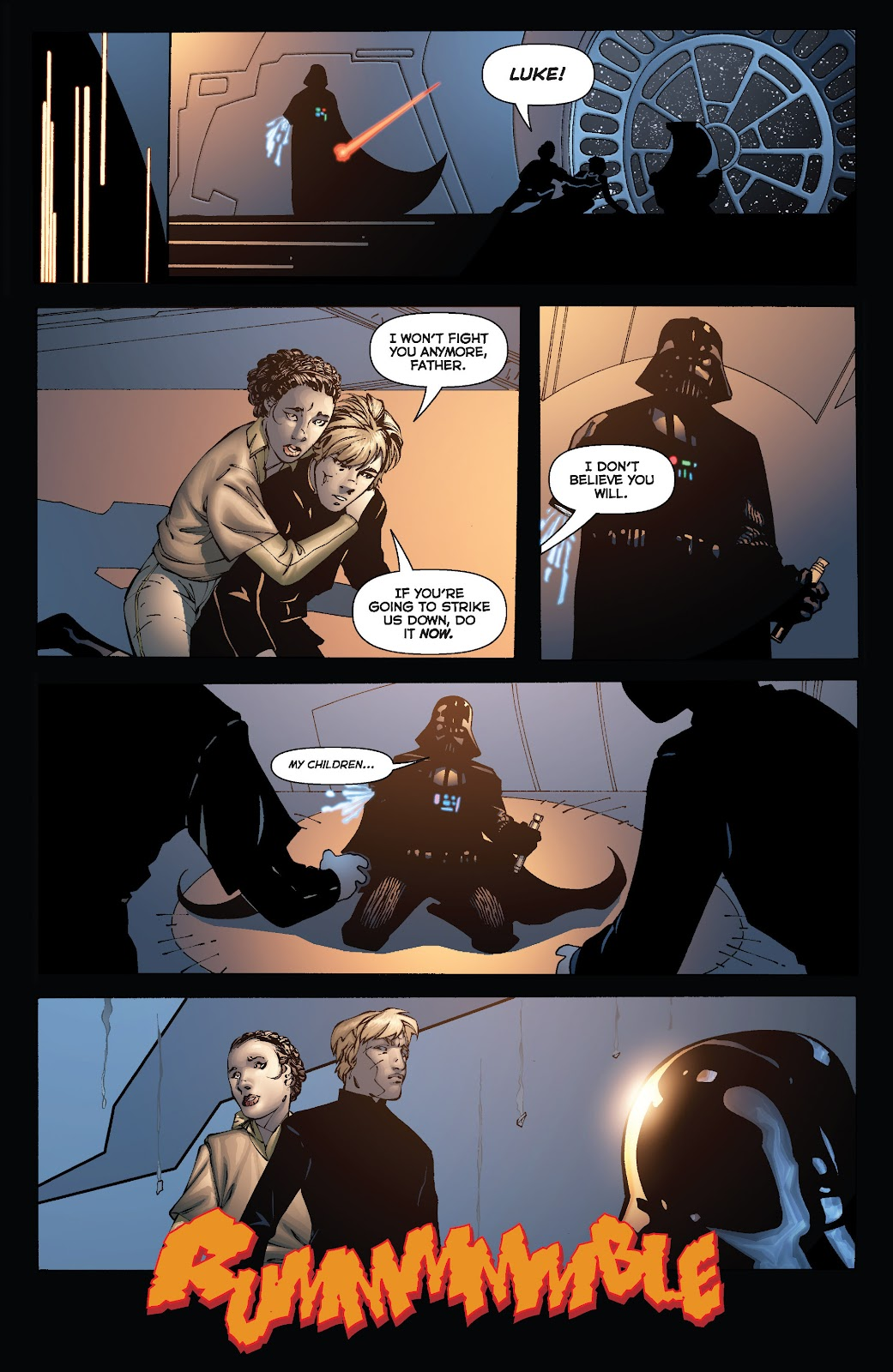 Read online Star Wars Legends: Infinities - Epic Collection comic -  Issue # TPB (Part 3) - 84