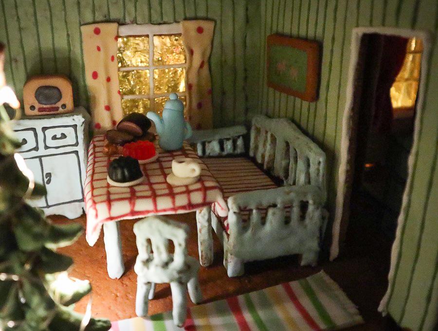 Pettson och Findus pepparkakshus