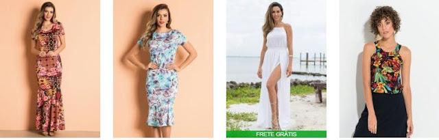 Promoção Moda Feminina - Comprar Roupas da Moda