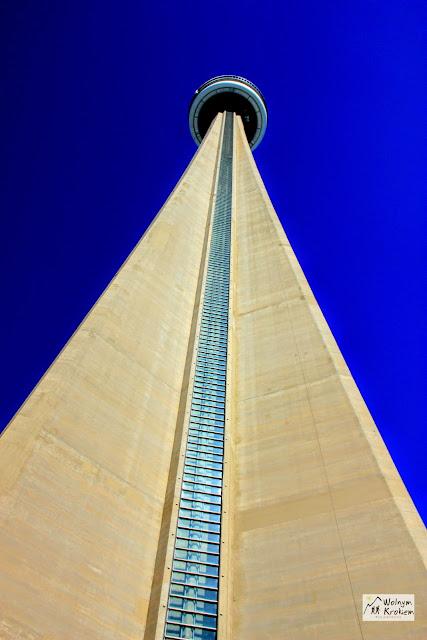 CN Tower Toronto 457 m