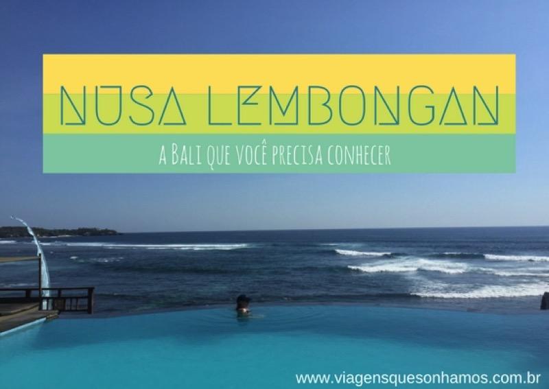Visitando as ilhas de Bali, na Indonésia