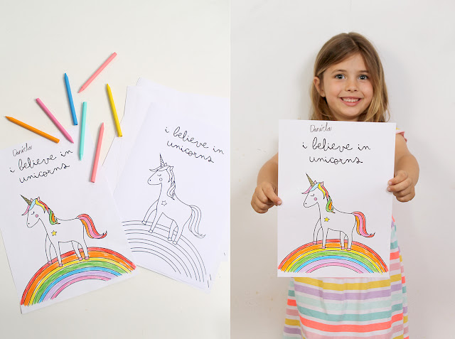 Nina Designs + Parties: FIESTAS: UNICORN PARTY PARTE I