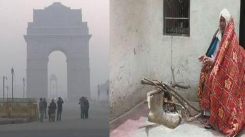 दिल्ली के लिए ऑरेंज अलर्ट, बर्फ बन सकती हैं पानी की बूंदें, 23 को कोहरे का भी कहर