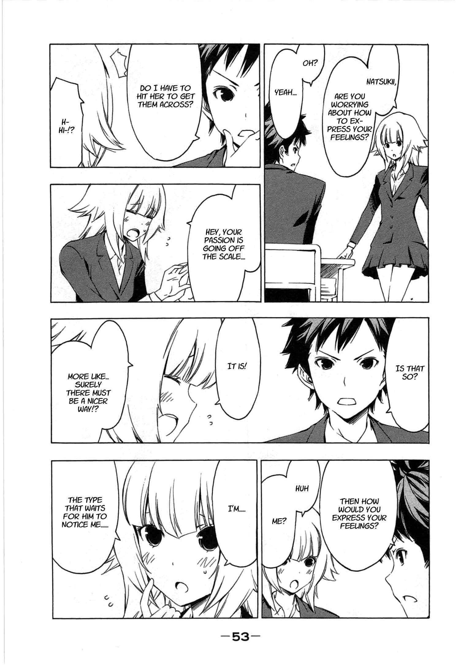 Minami-ke - Chapter 171