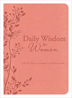 Daily Wisdom For Women, Devotional Collection, devotional, Bible, Christian, Barbour