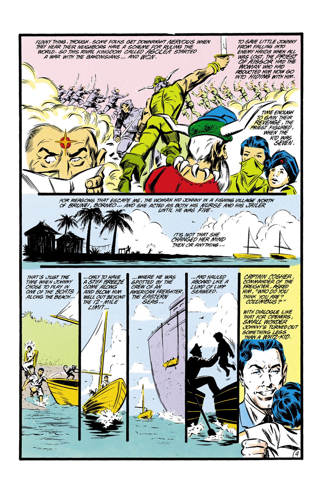 Read online Secret Origins (1986) comic -  Issue #13 - 34