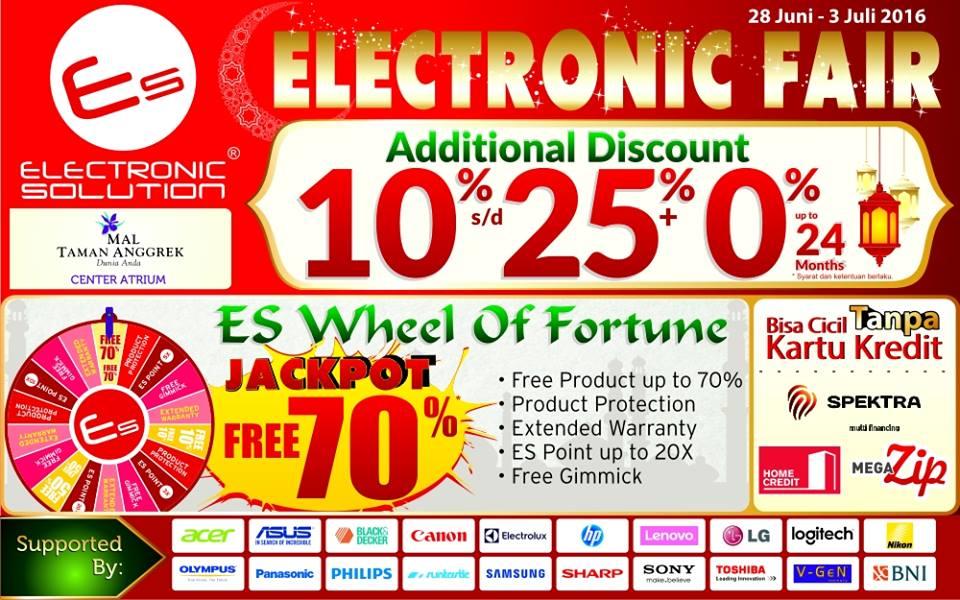 Electronic Solution Fair Mall Taman Anggrek