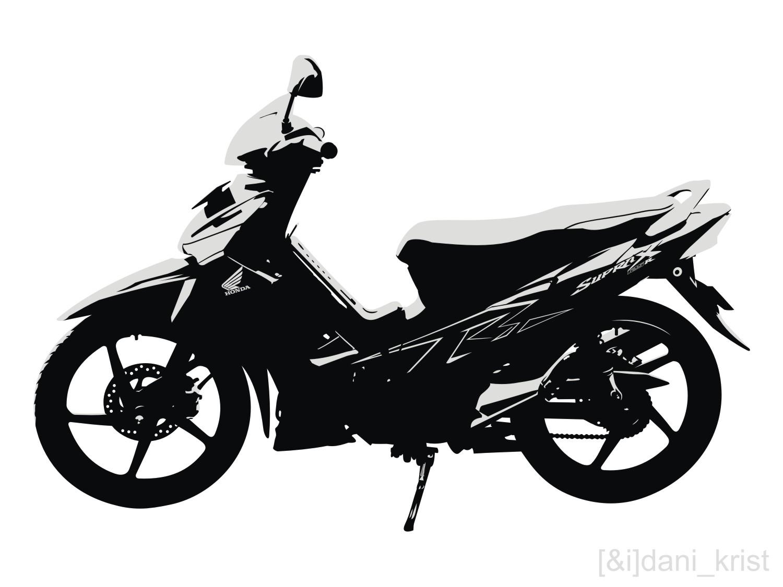 23 Motor Honda Beat Vector Cdr Ide Penting