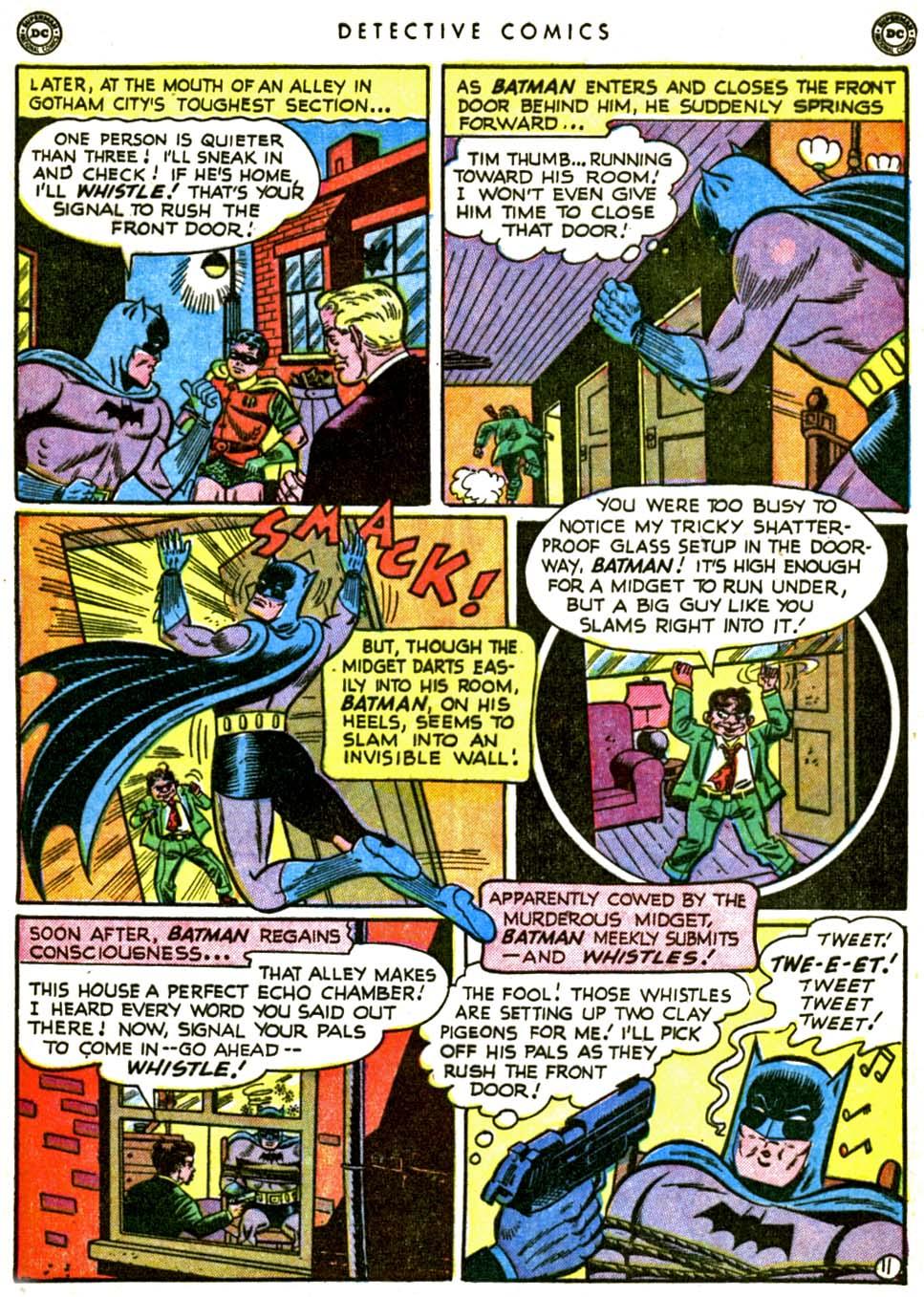 Read online Detective Comics (1937) comic -  Issue #162 - 13
